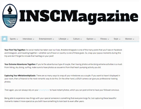 Best Links - INSCMagazine