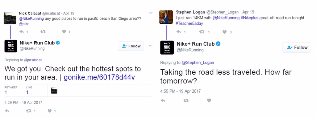 Nike+ Run Club on Twitter