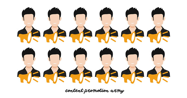 Content Promotion Army