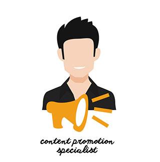 Content Promotion Specialist