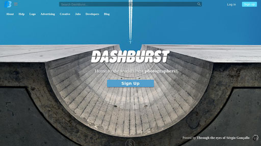 dashburst-screenshot