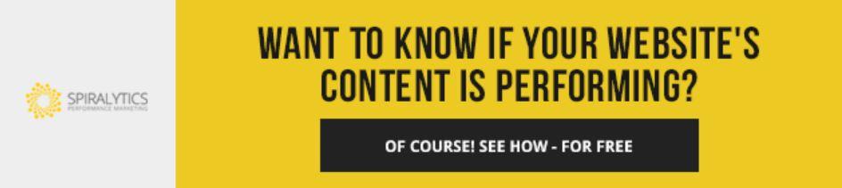 Content Assessment CTA
