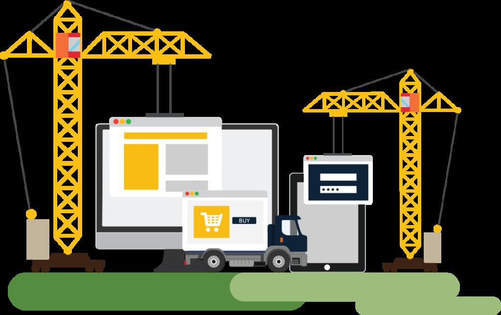 2. Build a website