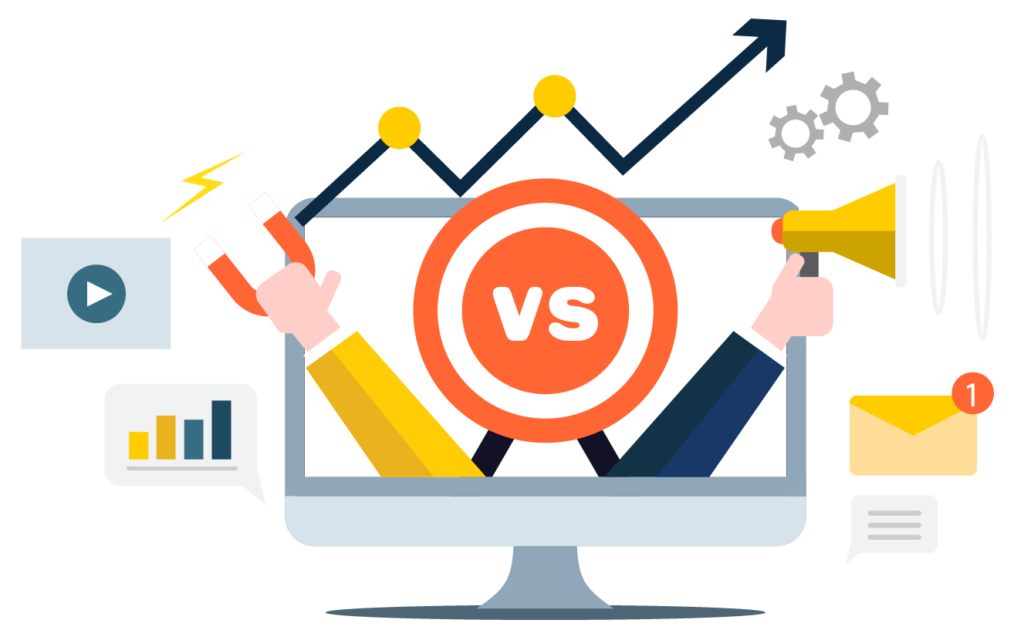 Comparing Inbound and Outbound Lead Generation Strategies