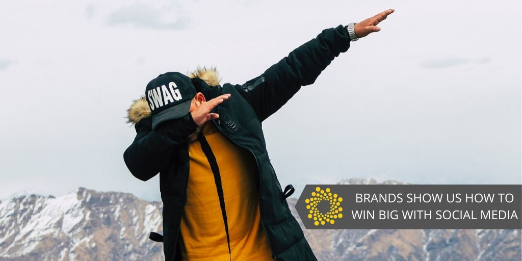5 Brands Show Us How To Win Big with Social Media Marketing